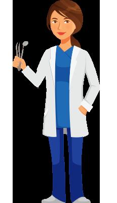 character dentist