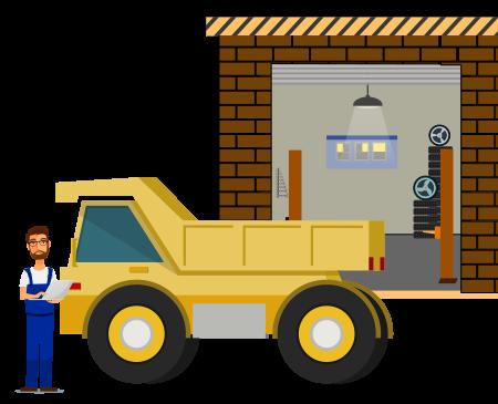 Heavy Equipment & Truck Repair